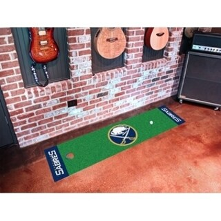 "NHL - Buffalo Sabres Putting Green Mat 18""x72"""