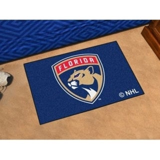 NHL - Florida Panthers Starter Mat