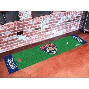 Sports Licensing NHL - Florida Panthers Putting Green Mat...