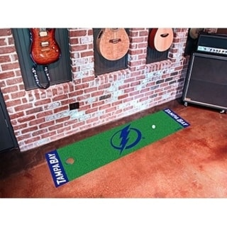 "NHL - Tampa Bay Lightning Putting Green Mat 18""x72"""
