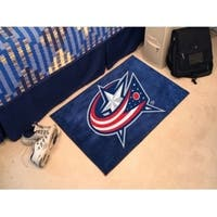 NHL - Columbus Blue Jackets Starter Mat