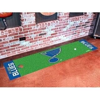 "NHL - St. Louis Blues Putting Green Mat 18""x72"""