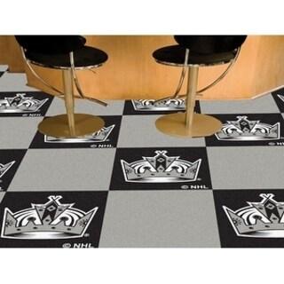 "NHL - Los Angeles Kings 18""x18"" Carpet Tiles"