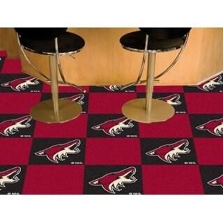 "NHL - Arizona Coyotes 18""x18"" Carpet Tiles"