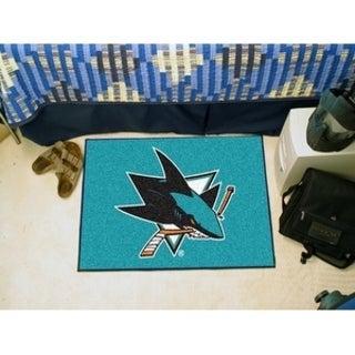 NHL - San Jose Sharks Starter Mat