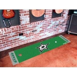"""NHL - Dallas Stars Putting Green Mat 18""""x72"""""""
