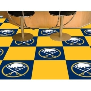 "NHL - Buffalo Sabres 18""x18"" Carpet Tiles"