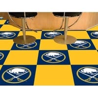 "NHL - Buffalo Sabres 18""x18"" Carpet Tiles"