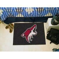 NHL - Arizona Coyotes Starter Mat
