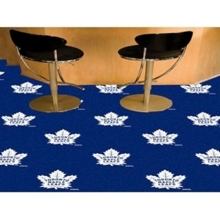"NHL - Toronto Maple Leafs 18""x18"" Carpet Tiles"