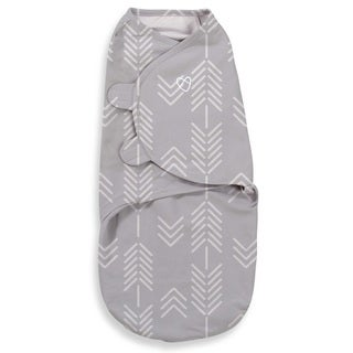 Summer Infan Grey Arrowst Small SwaddleMe Original