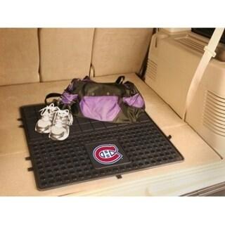 "NHL - Montreal Canadiens Vinyl Cargo Mat 31""x31"""