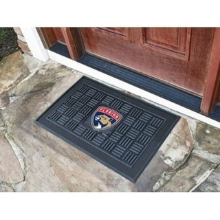 "NHL - Florida Panthers Door Mat 19.5""x31.25"""