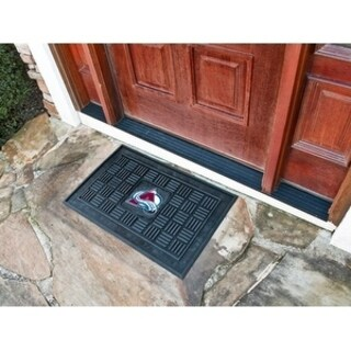 "NHL - Colorado Avalanche Door Mat 19.5""x31.25"""
