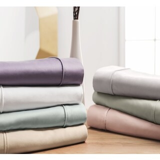 Sleep Like A King 400 Thread Count 100-percent Cotton Sheet Set Designed by Larry and Shawn King (More options available)