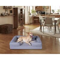 Ultimate Lounge Four Sided Pet Bolster Bed