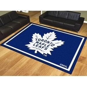 NHL - Toronto Maple Leafs 8'x10' Rug