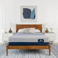 Serta iComfort Blue Max 3000 14-inch King-size Memory Foam Mattress