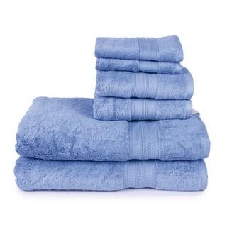 Driftwood Classique 6-Piece Towel Set (2-Bath, 2-Hand, 2-Wash)