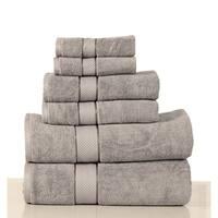 6-piece Luxurious Bath Towel Set