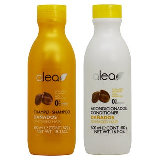 Alea Damaged Hair Care with Argan Oil Shampoo & Conditioner Set