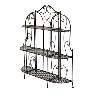 Alexander 3 Shelf Bakers Rack