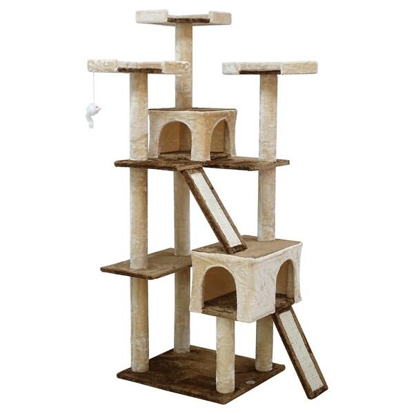 """Go Pet Club 35"""" Kitten Cat Tree"""