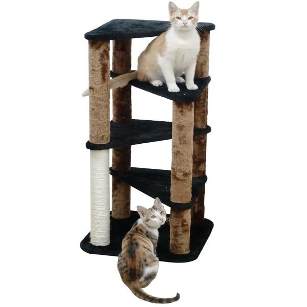 """Go Pet Club 33"""" Kitten Cat Tree"""