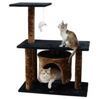 """Go Pet Club 38"""" Kitten Cat Tree"""