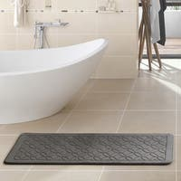 VCNY Home Chanel 24x60 Memory Foam Bath Runner - 24 x 60