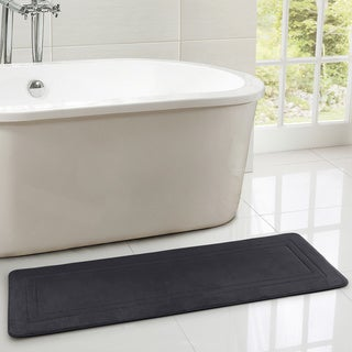 VCNY Home Verona 24x60 Memory Foam Bath Runner