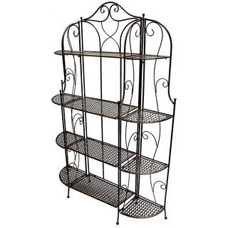 Alexander Standard 4 Shelf Bakers Rack