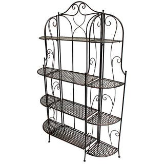 Alexander Standard 4 Shelf Bakers Rack|https://ak1.ostkcdn.com/images/products/16394438/P22744603.jpg?impolicy=medium