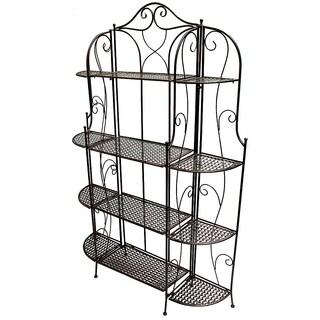 Alexander Standard 4 Shelf Bakers Rack