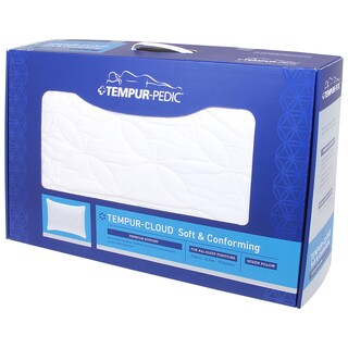 TEMPUR-Cloud Soft and Conforming Memory Foam Pillow