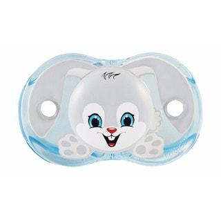 RaZbaby Ziggy Bunny Keep-It-Kleen Orthodontic Pacifier
