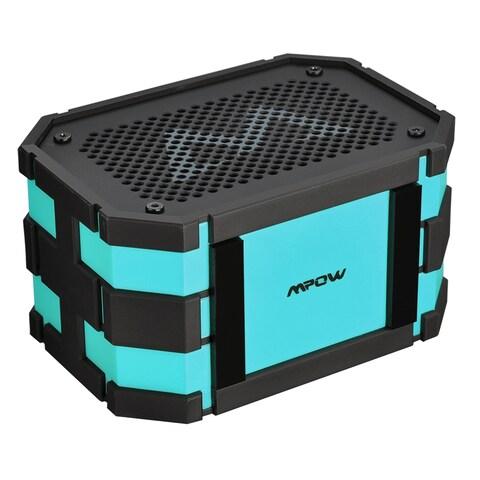 Mpow Armor Blue Bluetooth Waterproof Portable Speaker
