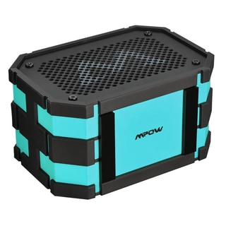 Mpow Armor Blue Bluetooth Waterproof Portable Speaker