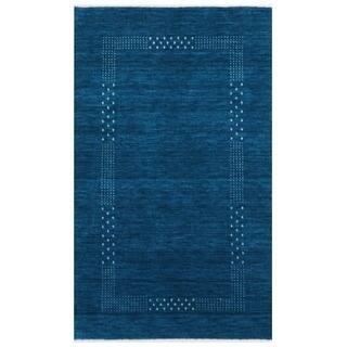 Herat Oriental Indo Hand-loom Gabbeh Wool Rug (3' x 5')|https://ak1.ostkcdn.com/images/products/16394539/P22744766.jpg?impolicy=medium