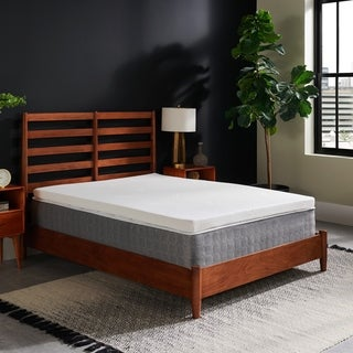 comfort dreams 39 mem cool 39 3 inch memory foam mattress. Black Bedroom Furniture Sets. Home Design Ideas