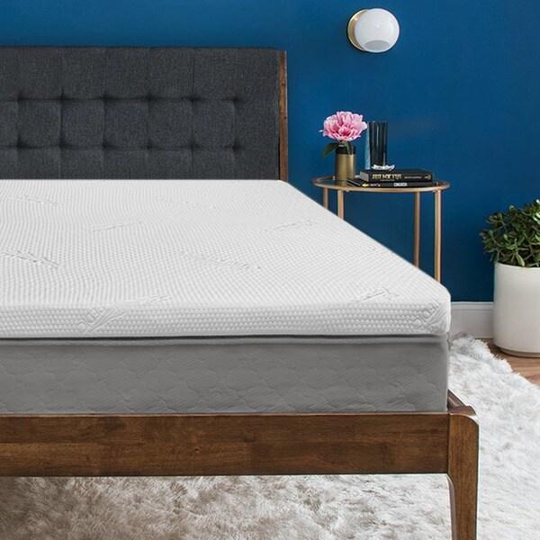TEMPUR-ProForm Supreme 3-inch Premium Foam Mattress Topper