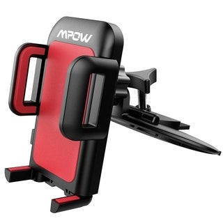 Mpow CD Slot Car Mount, Universal Smartphone Holder for iPhone 7/7plus,Nexus 5X/6/6P, Huawei and More