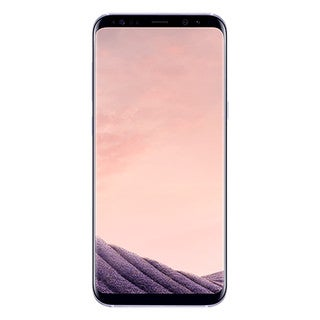 Samsung Galaxy S8+ G955F 64GB Unlocked GSM Phone w/ 12MP Camera - Orchid Gray