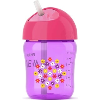 Philips Avent Purple 9-ounce Twist N Sip