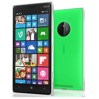 Nokia Lumia 830 RM-983 AT&T Unlocked 4G Quad-Core Windows Phone w/ 10MP Camera - Green
