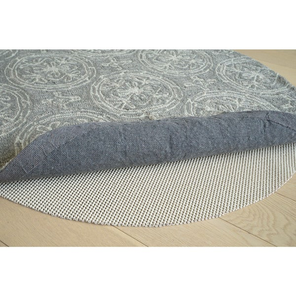 Shop Eco Lock Natural Rubber Non Slip Rug Pad 5 Round