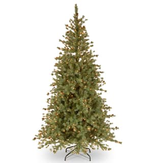 National Tree Company 7.5-foot Shenandoah Blue Pine Tree with Clear Lights (Option: Blue)|https://ak1.ostkcdn.com/images/products/16394858/P22745062.jpg?impolicy=medium