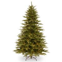 National Tree Company 7.7-foot Monterey Fir Tree with Clear Lights