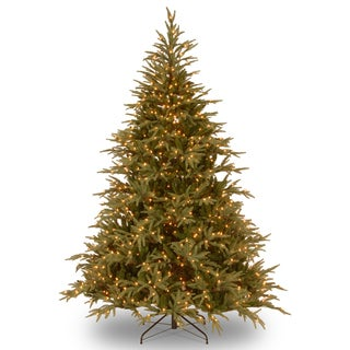National Tree Company 9-foot Frasier Grande Tree with Clear Lights