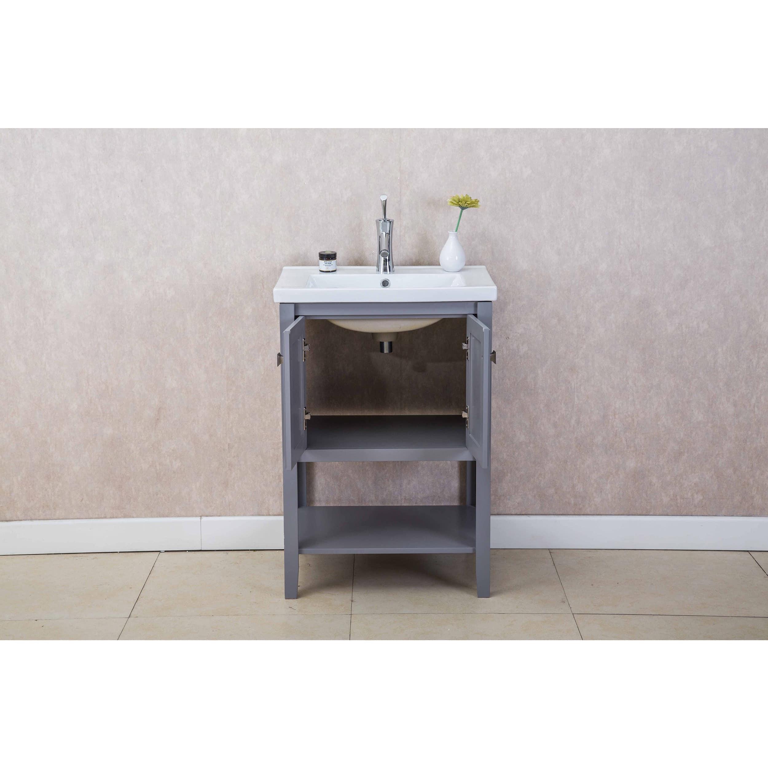 Bathroom vanities amp vanity cabinets for less overstock com